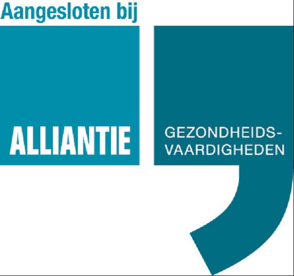 Logo Aangesloten bij Alliantie